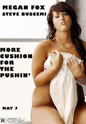 More Cushion For More Pushin